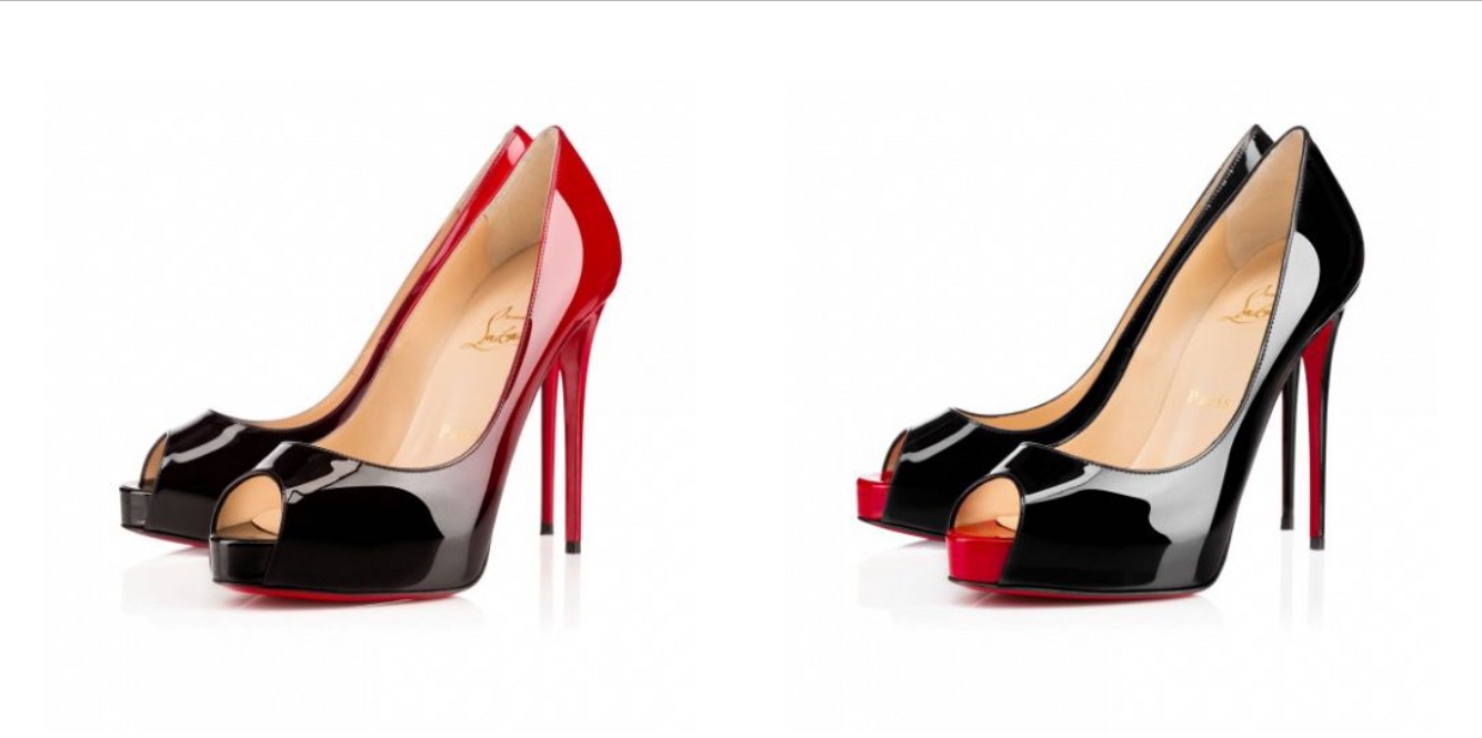 New very Prive Patent degrade Louboutin